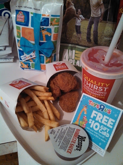 Wendy S Kids Meal