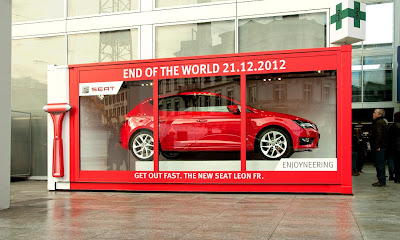 Clever and Cool Car Advertisements (12) 8
