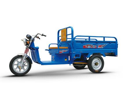 triciclo de reparto electrico
