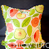 How to Add Ric Rac to a Pillow