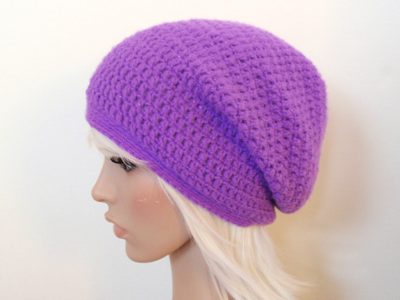 Crochet Pattern Hat Beanie : Beanie Crochet Patterns - My Patterns