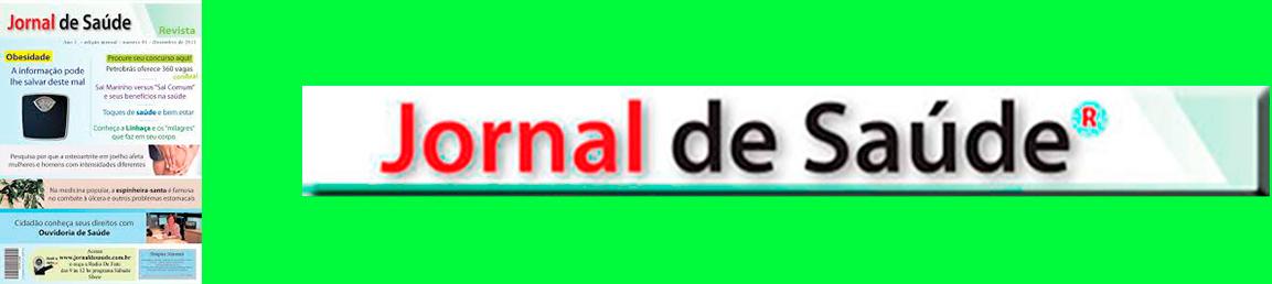 Jornal de Saúde - 31 3077-4513