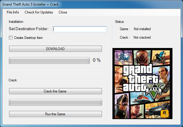 grand theft auto 5 full pc game cracked serial key by novo seven