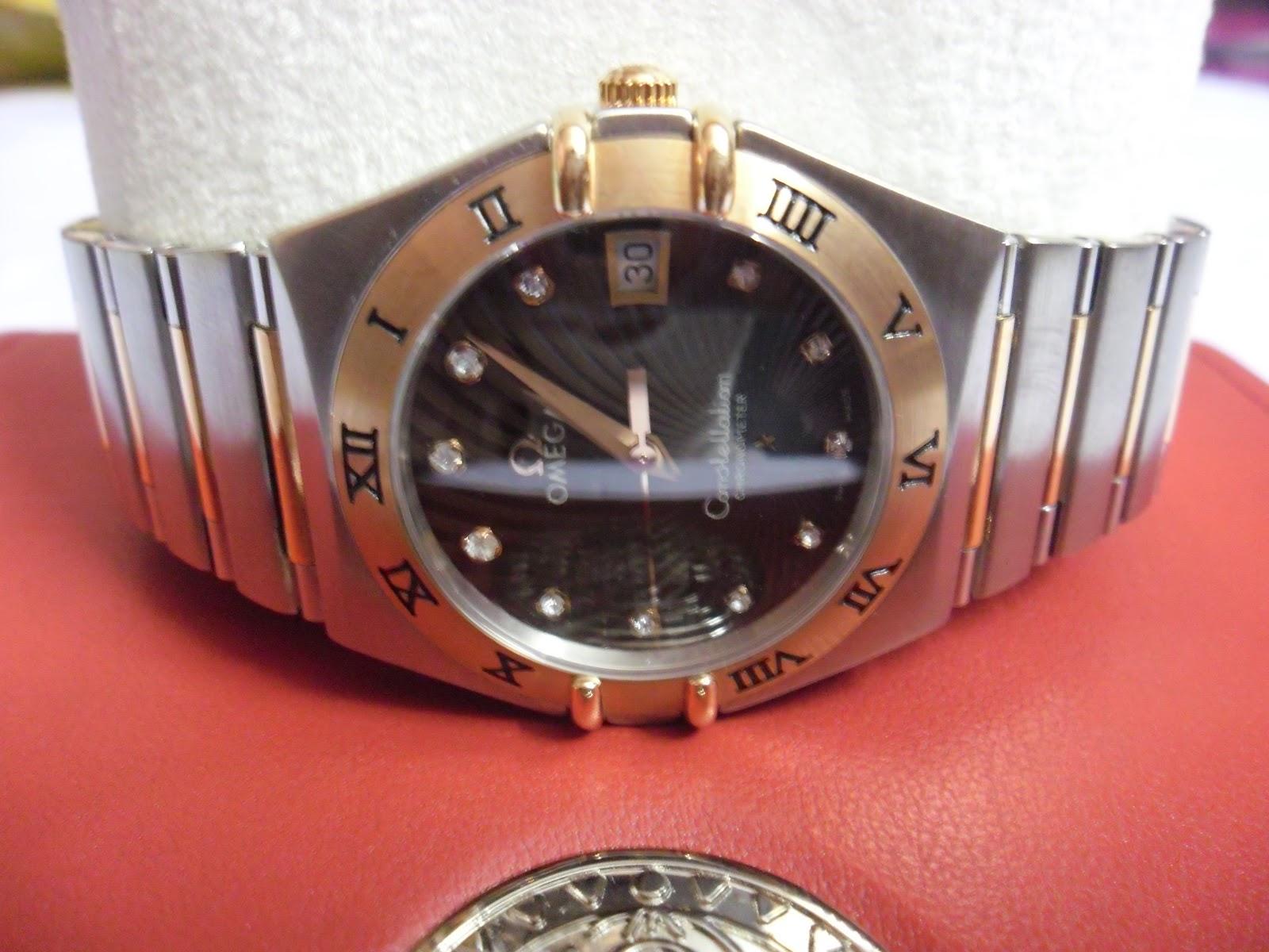 Replica watches omega constellation replica for Omega replica watch