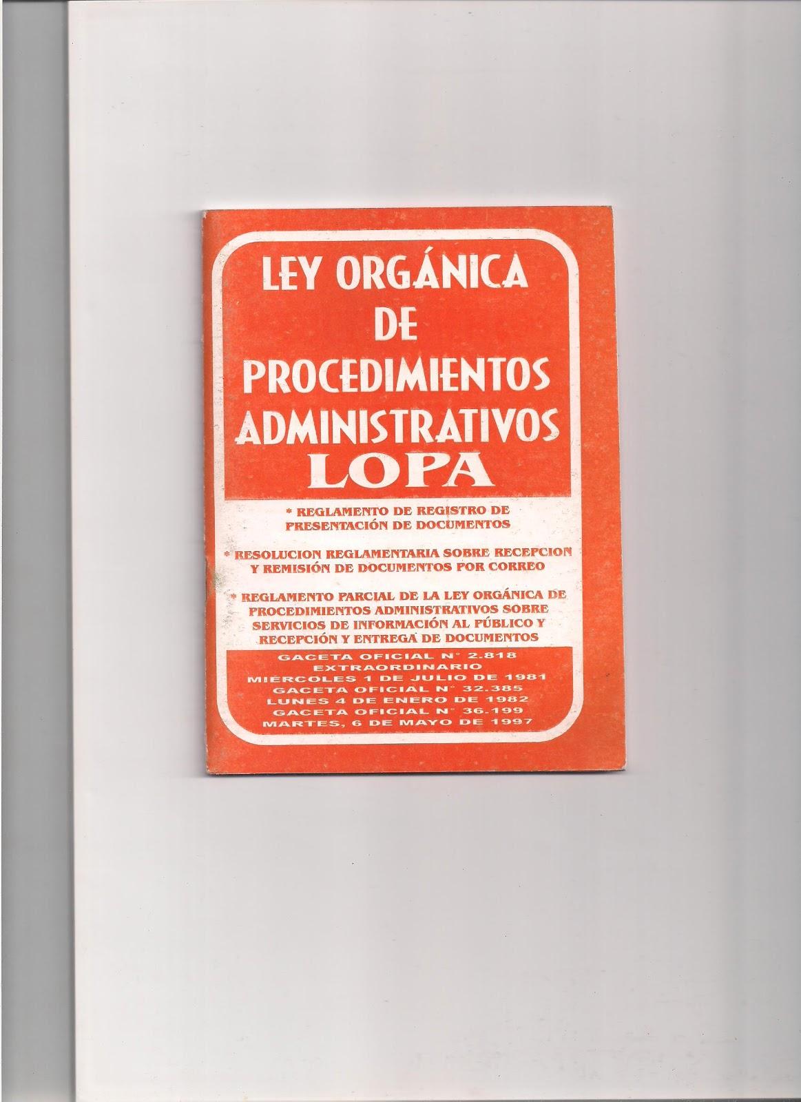 ley organica sobre proteccion de la seguridad ciudadana: