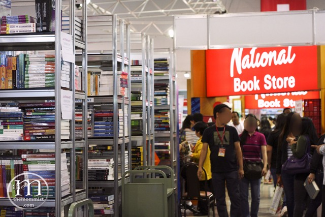 Manila International Book Fair 2012