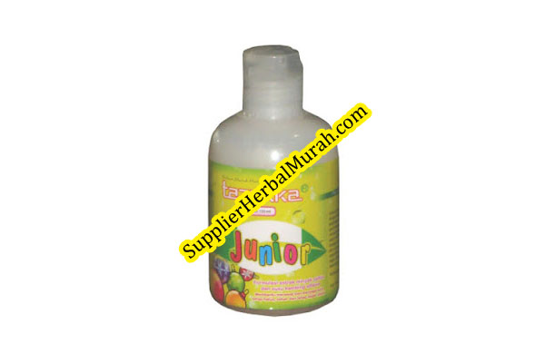 SABUN JUNIOR (Sabun Mandi Herbal Cair)