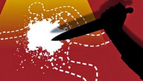 Pembunuhan kernet Kopaja jurusan manggarai-blok M