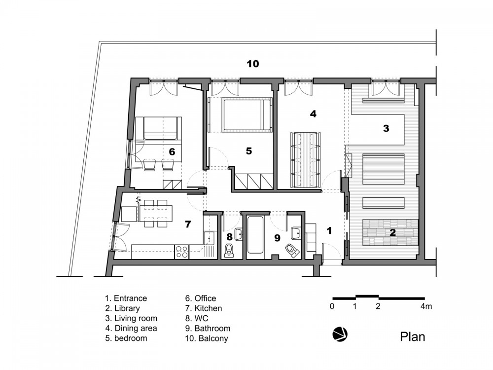 apartment drawing plan how to draw apartment