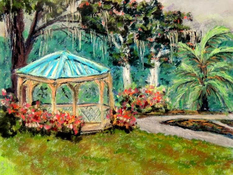 An Art Journey: Ravine Gardens