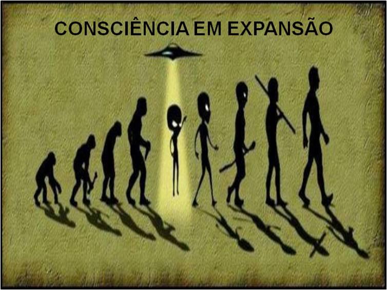 CONSCIÊNCIA EM EXPANSÃO