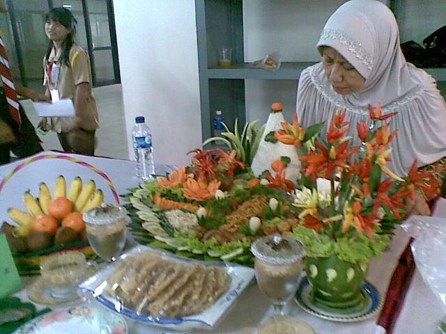 Lomba Tumpeng Tk Kotamadya Jakarta Timur Sdn Cijantung