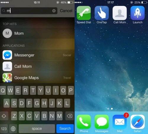 2 mẹo hay cho người dùng iOS 7 2