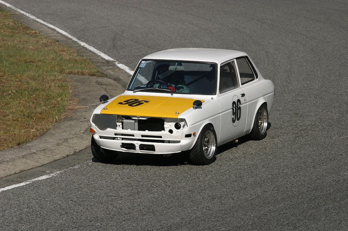 Toyota Publica P30 wyścigi racing