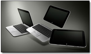 гибридный планшет HP Envy X2