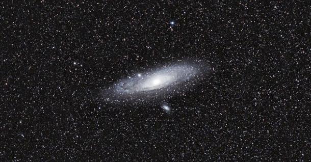 Primeira galáxia observada