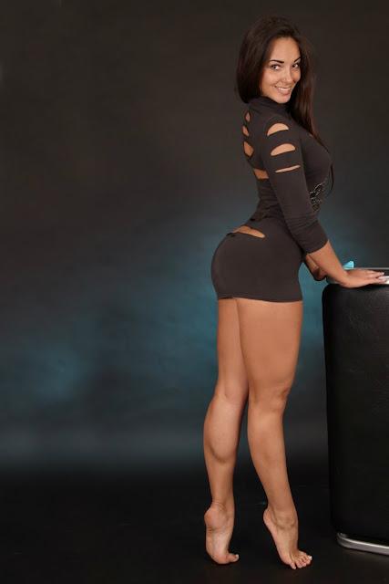 Olga Andrievskaya ass