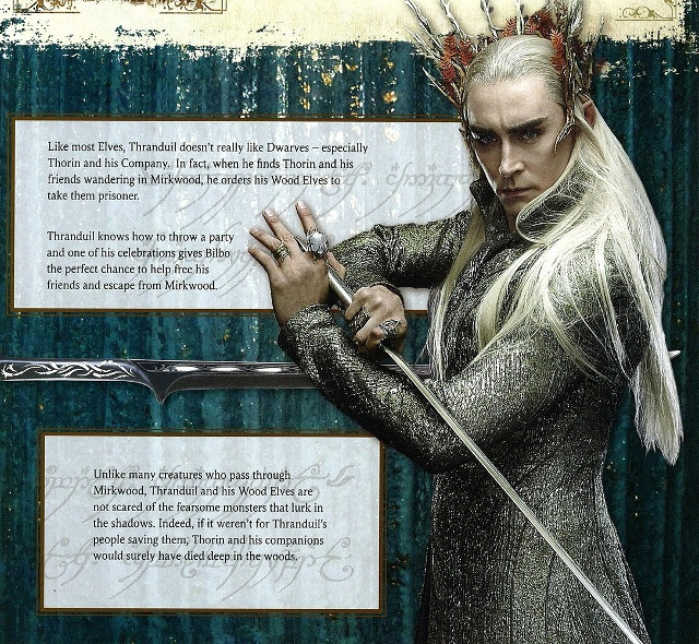 Lee Pace as King Thranduil