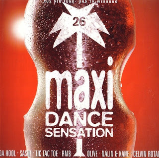 Maxi Dance Sensation vol. 26 (1997)