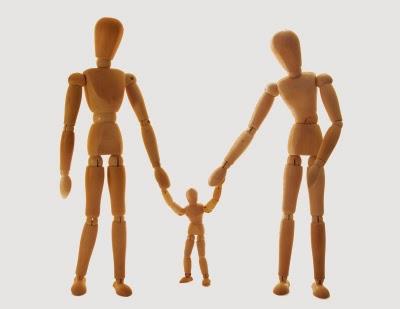 Mamá y Papá: el principio de todo.