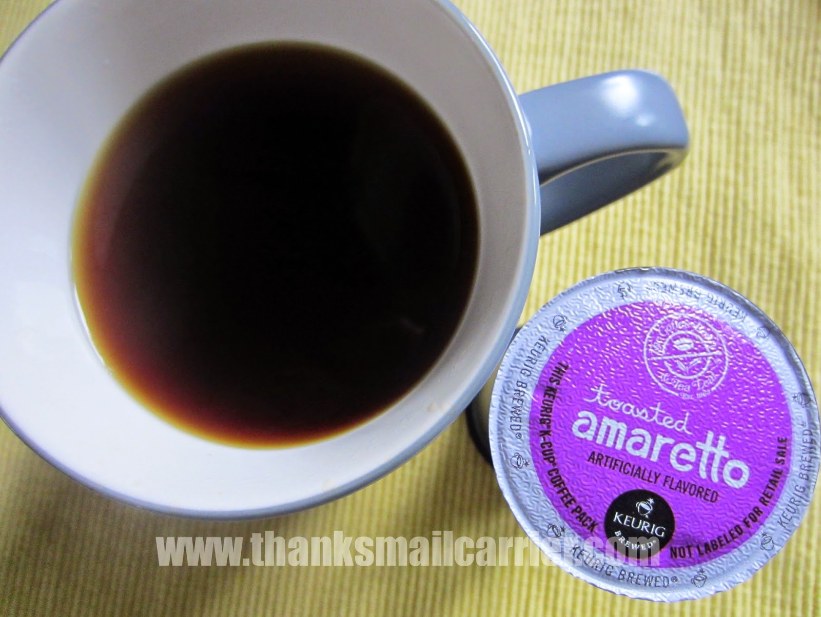 CBTL Toasted Amaretto