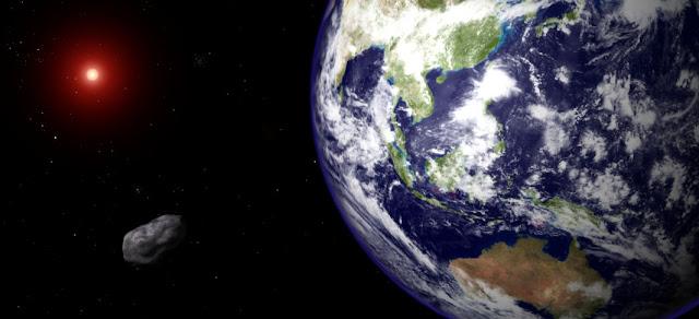 Apophis, Terra, asteroide se aproximando, 2036 choque de asteroide