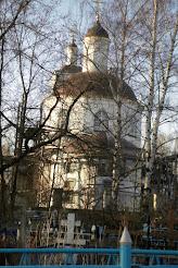 Храм Тихвинской иконы Божьей Матери