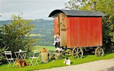Fort a day october 2012 - The mobile shepherds wagon ...