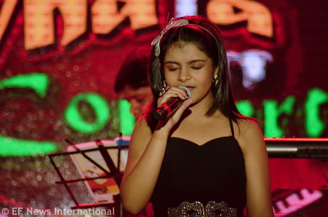 Antara Nandi - Alive India Concert - Parmita Borah photography