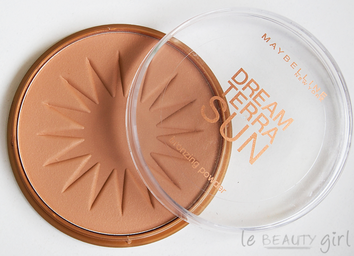 Maybelline Dream Terra Sun Bronzer in 'Golden'