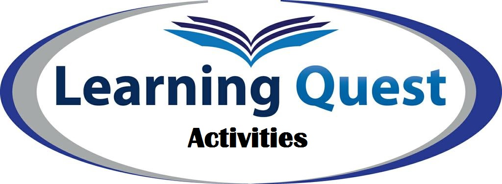 Learning Quest Activity Packet of ideas