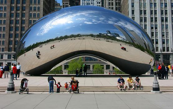 Lugares turisticos parque del milenio de chicago for Entradas 4 milenio