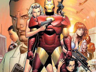 Avenger_Cartoon#4 Free Wallpaper