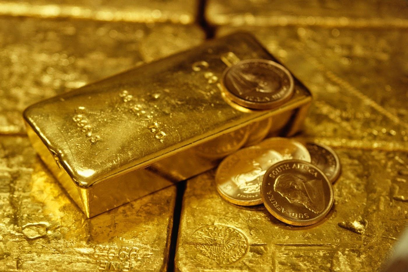 What is the world gold market