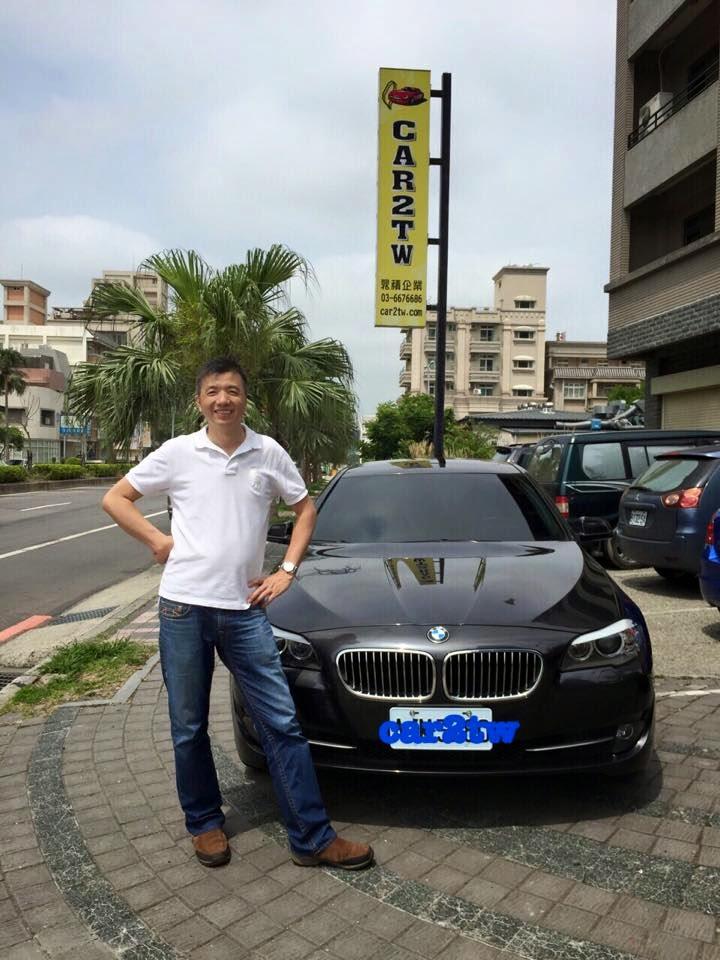 BMW 528i算是常見個人帶車回台灣車款之一,原因就是因為台灣新車價格高達台幣400萬,從加拿大美國運車回台灣全部費用只要幾十萬台幣,便宜又划算,Car2TW提供進口車代辦及ARTC代辦驗車服務,歡迎諮詢