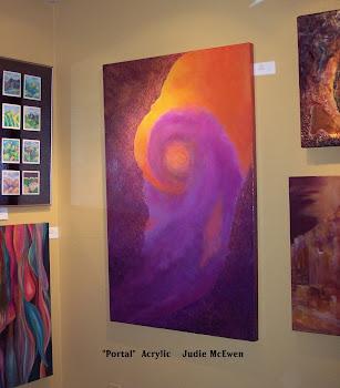 """Portal""  J. McEwen"