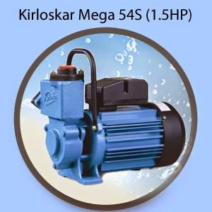 Kirloskar Mega 54S (1.5HP) Online, India - Pumpkart.com