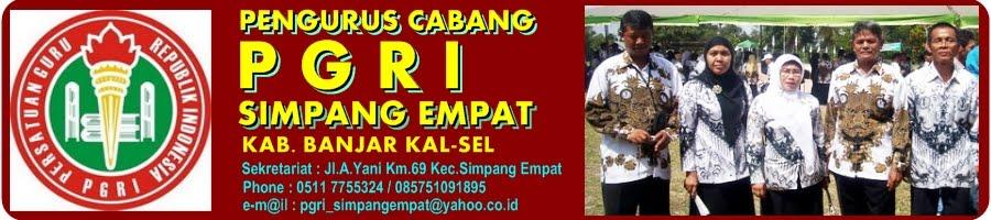 PGRI CABANG SIMPANG EMPAT