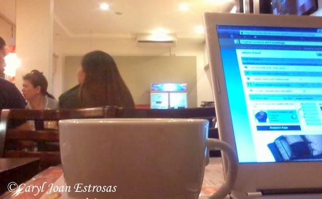 Hungry-pinay.blogspot.com: K Cafe, Nepo Quad