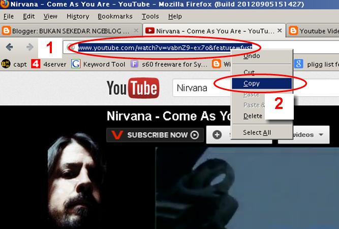 Cara Cepat Download Dari You Tube