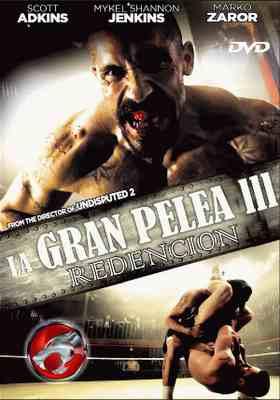 descargar La Gran Pelea 3: Redencion, La Gran Pelea 3: Redencion latino, ver online La Gran Pelea 3: Redencion