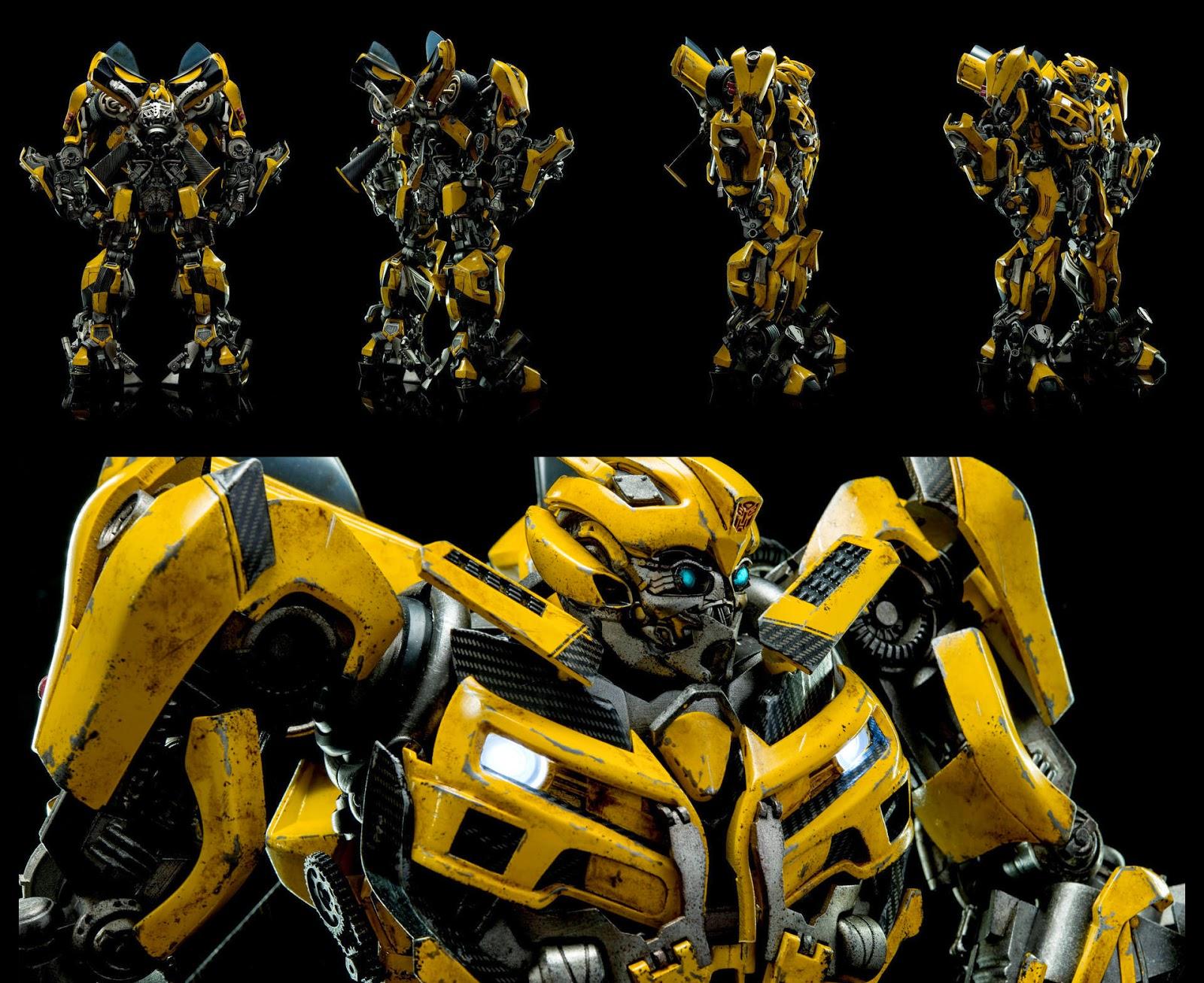 a r t i c u l a t e m e threea transformers bumblebee