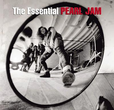 Pearl Jam Album Cover: Rearviewmirror