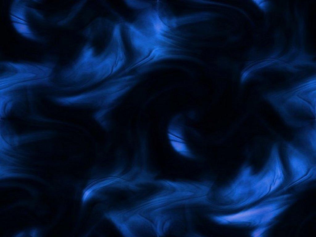 Blue Fire Wallpaper Background