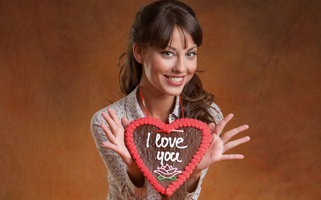Corazón Y Love You - Imagen de Amor