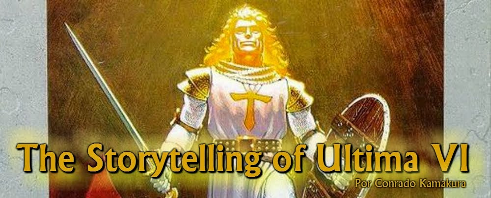 The Storytelling of Ultima VI - The False Prophet