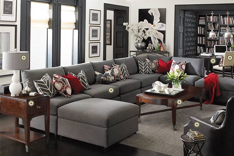 2014 luxury living room furniture designs ideas for Luxury living room sofa