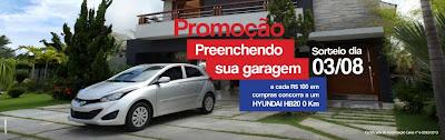 Promoção Preenchendo sua Garagem com um HB20 0Km