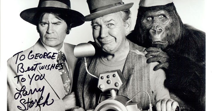 Larry Storch Ghostbusters