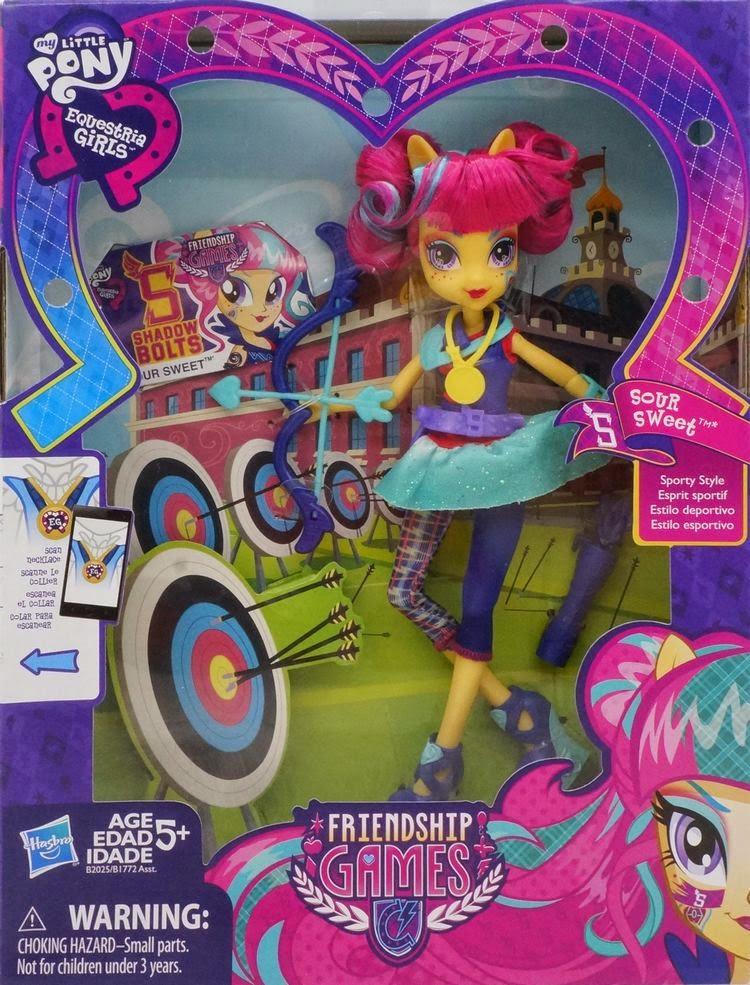 My Little Pony Equestria Girls Archery Fluttershy, Dolls